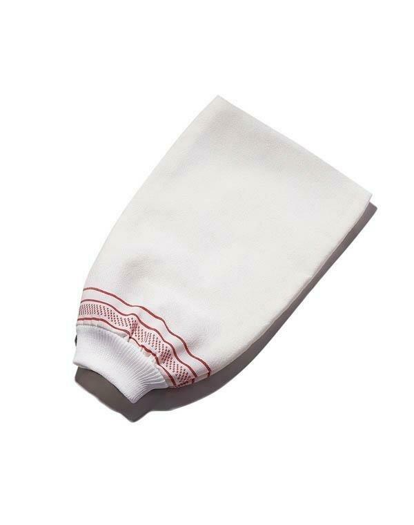 Zeitun Шелковая рукавица кесе для пилинга жесткая
