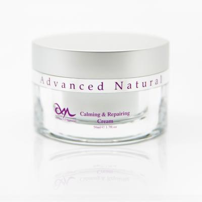 Advanced Natural Skin Care Calming & Repairing Cream Успокаивающий и Восстанавливающий крем для лица