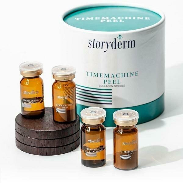 Storyderm Timemachine Peel Пилинг очищающий