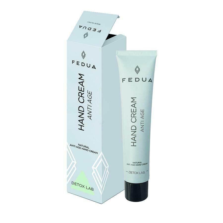 Fedua Hand Cream Anti-Age Detox Lab Крем для рук Детокс