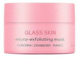 Beautific Glass Skin Micro-Exfoliating Mask  Интенсивная маска-эксфолиант для мгновенного сияния кожи лица