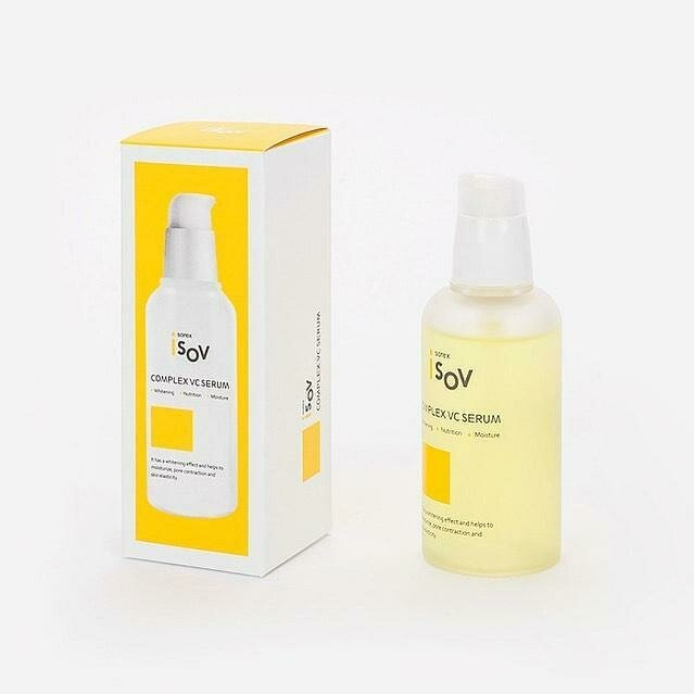 Isov Sorex Complex VC Serum Айсов сыворотка для жирной кожи