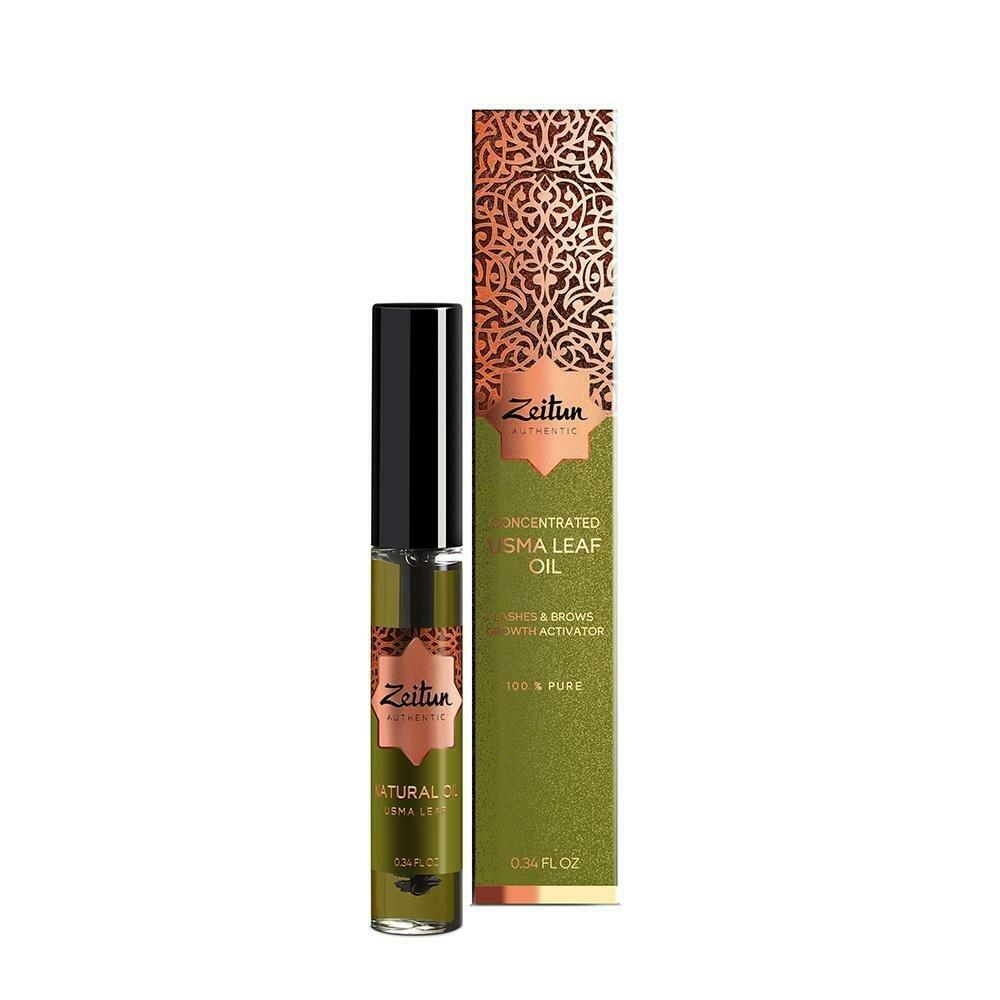 Zeitun Concentrated Usma Leaf Oil Масло Усьмы косметическое натуральное