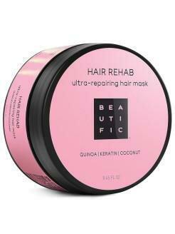 Beautific Hair Rehab Ultra-Repairing Hair Mask Восстанавливающая маска для поврежденных волос