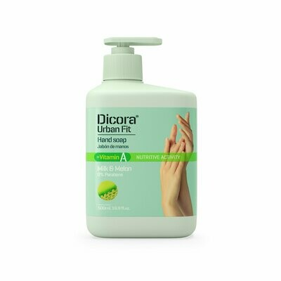 Dicora Urban Fit Hand Soap Vitamin A