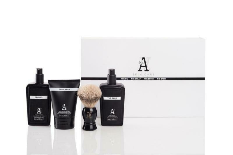 ICON Mr. A Shave Kit Campaign Набор для ухода за бородой