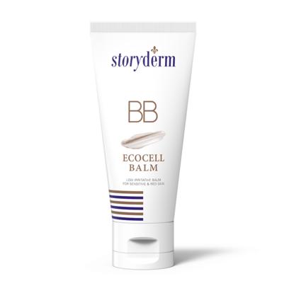 Storyderm BB Ecocell Balm Сторидерм увлажняющий крем с тональным эффектом