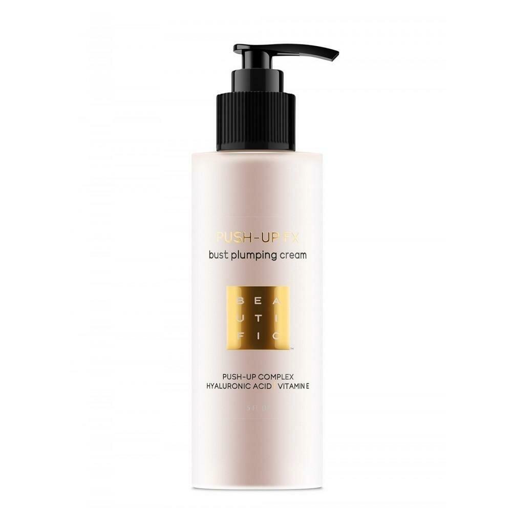 Beautific Bust Plumping Cream Моделирующий крем для груди с push-up комплексом, гиалуроновой кислотой и витамином Е