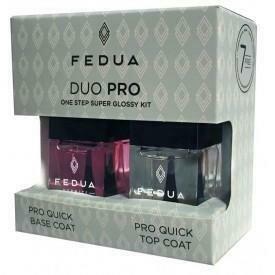 FEDUA Duo Pro: база под лак + топ