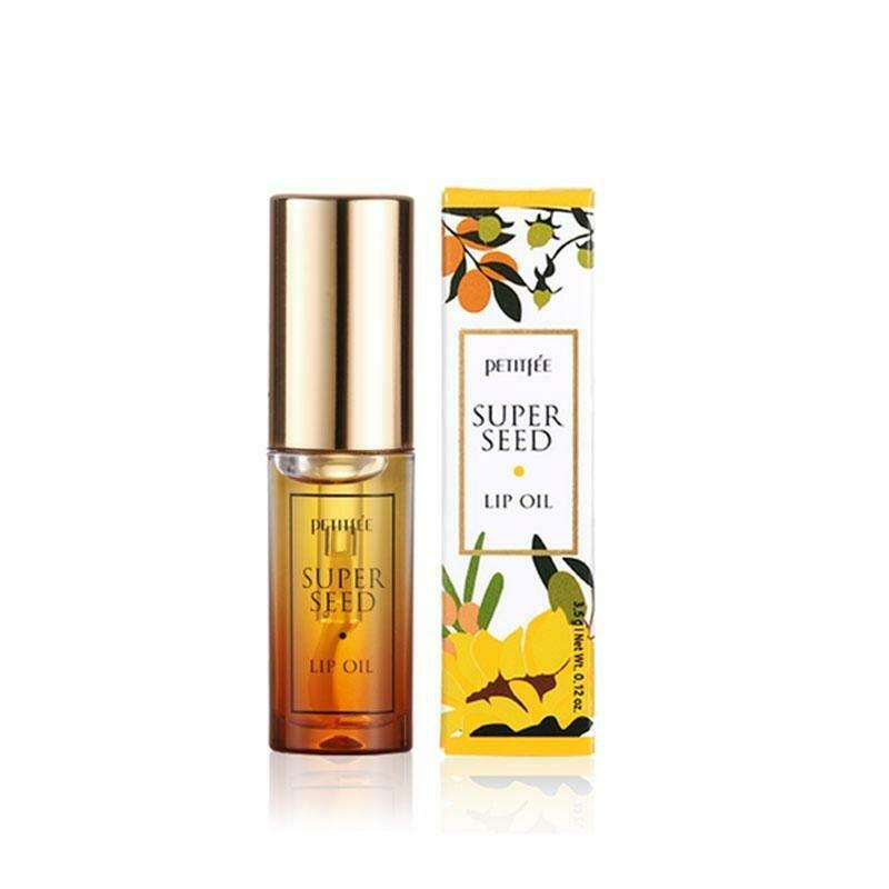 Petitfee Super Seed Lip Oil Питательное масло для губ