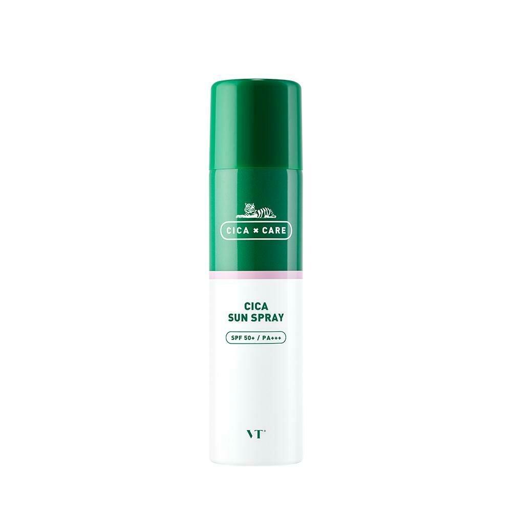VT Cica Spray Sun SPF50+/PA+ Солнцезащитный спрей для лица