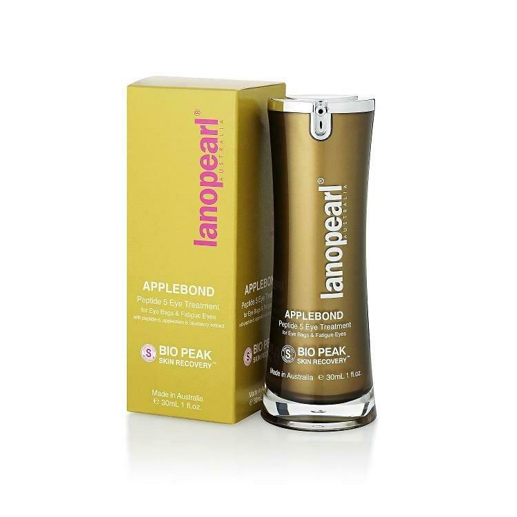 Lanopearl Applebond Peptide 5 Eye Treatment Крем против морщин и мешков вокруг глаз