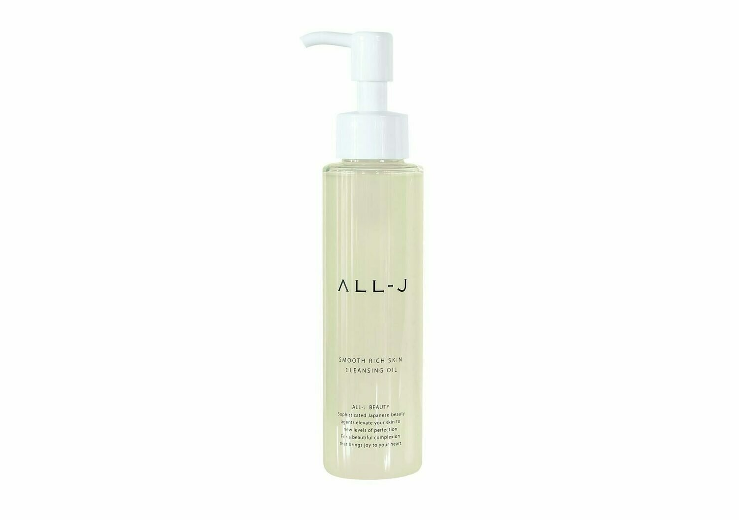 All-J Smooth Rich Skin Cleansing Oil Гидрофильное масло