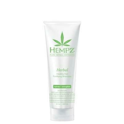 """Hempz Herbal Healthy Hair Fortifying Shampoo Шампунь растительный укрепляющий """"Здоровые волосы"""""""
