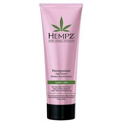 Hempz Daily Herbal Moisturizing Pomegranate Shampoo Шампунь легкой степени увлажнения