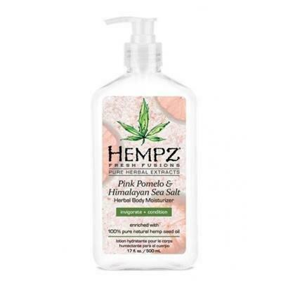 Hempz Pink Pomelo & Himalayan Sea Salt Herbal Body Moisturizer Молочко для тела увлажняющее Помело и Гималайская соль