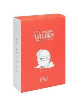 Wish Formula Bubble Bubble Chef Cushion Пилинг для лица c Витамином С и Фруктовыми кислотами
