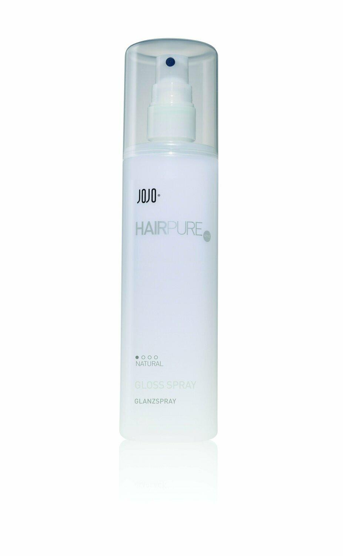 JoJo Natural Gloss Spray Спрей-блеск для волос