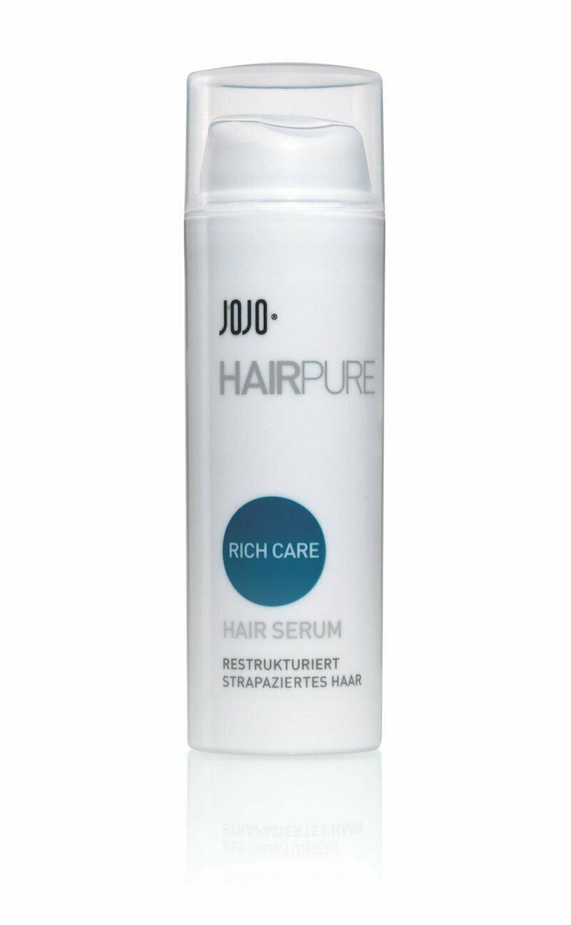JoJo Rich Care Hair Serum Сыворотка для секущихся кончиков волос