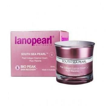 Lanopearl South Sea Pearl Крем для лица c коллагеном и плацентой