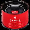 Fedua Warm red Gel effect Тёплый красный  Лак для ногтей