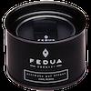 Fedua Coal black Gel effect Чёрный уголь Лак для ногтей