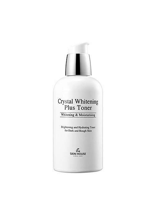 The Skin House Crystal Whitening Plus Toner Отбеливающий тоник