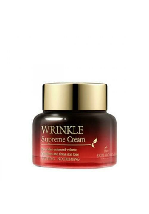 The Skin House Wrinkle Supreme Creme Питательный антивозрастной крем с женьшенем