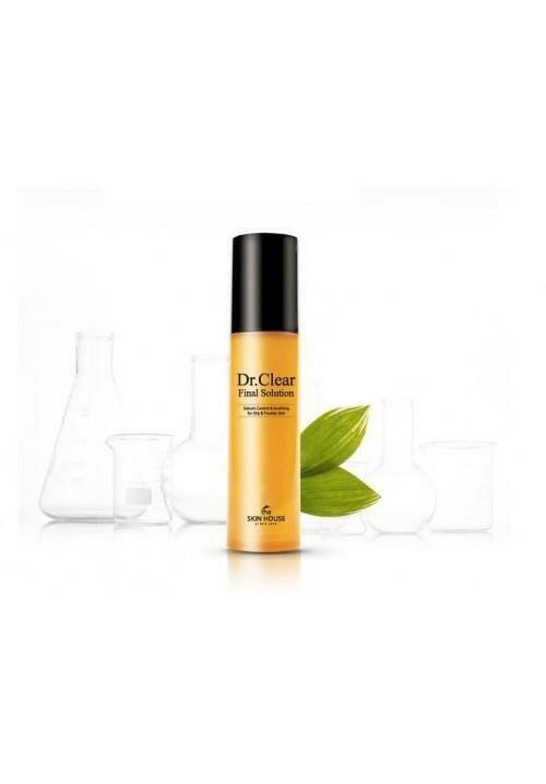 The Skin House Dr. Clear Final Solution Флюид для проблемной кожи