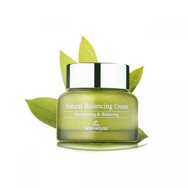 The Skin House Natural Balancing Cream Балансирующий крем для жирной кожи