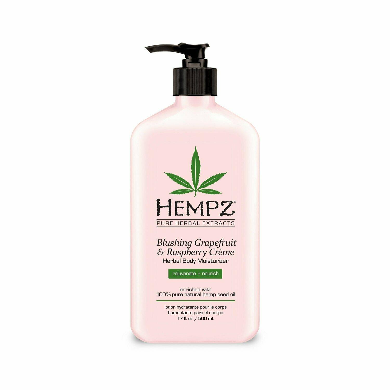 Hempz Blushing Grapefruit&Raspberry Moisturizer Молочко для тела увлажняющее Грейпфрут&Малина