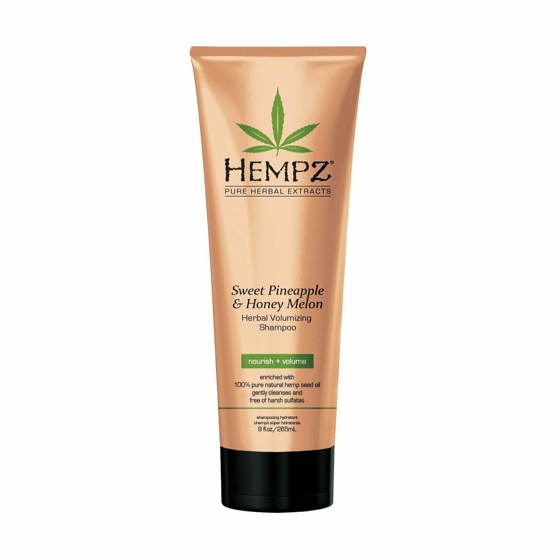 Hempz Sweet Pineapple & Honey Melon Herbal Volumizing Shampoo Шампунь для объема