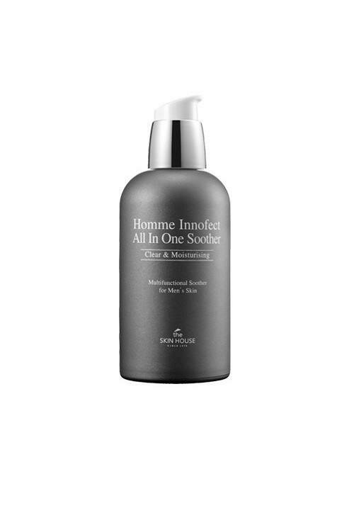 The Skin House Homme Innofect Control All-in-one Smoother Многофункциональное ухаживающее средство