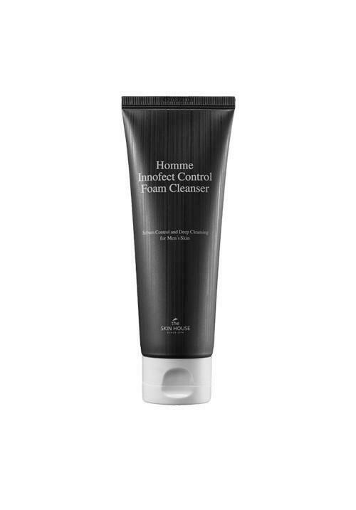 The Skin House Homme Innofect Control Foam Cleanser Пенка для мужской кожи