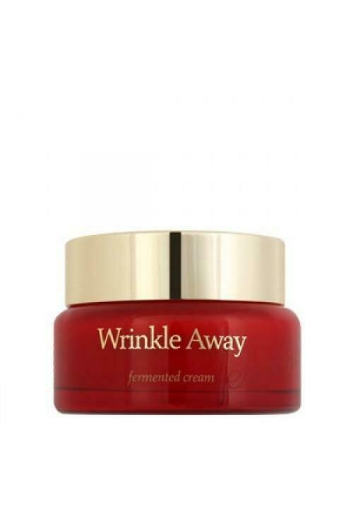 The Skin House Wrinkle Away Fermented Cream Крем против морщин с ферментами