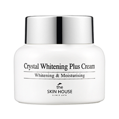The Skin House Crystal Whitening Plus Cream Отбеливающий крем