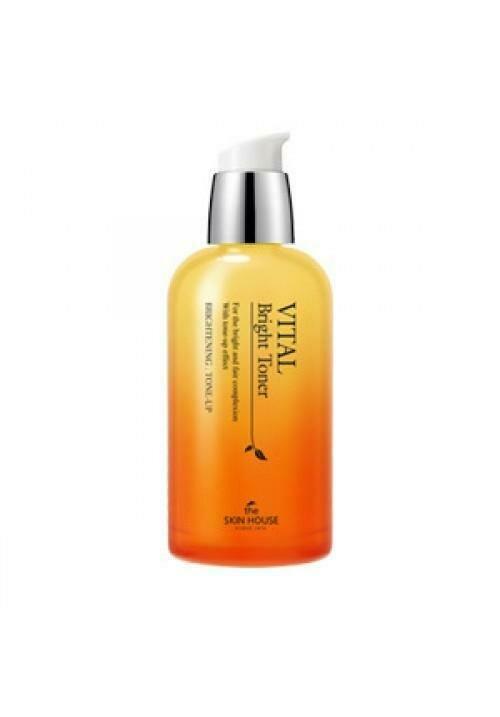 The Skin House Vital Bright Toner Тоник для сияния кожи