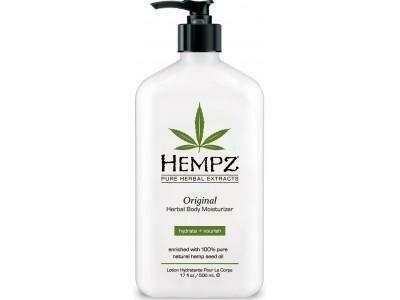 Hempz Original Herbal Moisturizer Уплотняющее молочко для тела