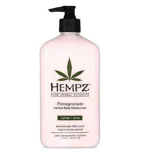 Hempz Pomegranate Herbal Body Moisturizer Молочко для тела Гранат