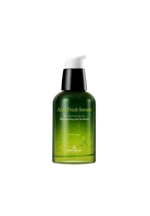 The Skin House Aloe Fresh Serum Увлажняющая сыворотка с алое