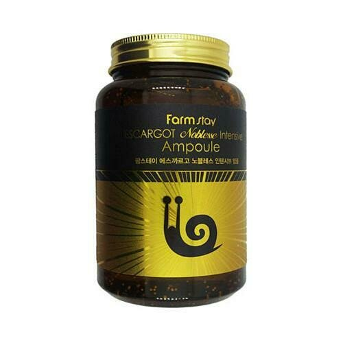 FarmStay Escargot Noblesse Intensive All-in-one Ampoule Микрокапсульная сыворотка с секретом улитки