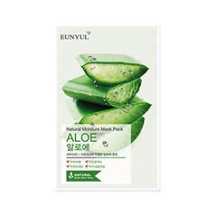 Eunyul Natural Moisture Mask Pack Aloe Тканевая маска с алое