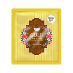 Koelf Gold & Royal Гидрогелевая маска для лица с коллоидным золотом и пчелиным маточным молочком