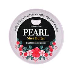 Koelf Pearl & Shea Butter Гидрогелевые патчи для глаз (30 пар)