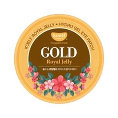 Koelf Gold & Royal Jelly Гидрогелевые патчи для глаз (30 пар)