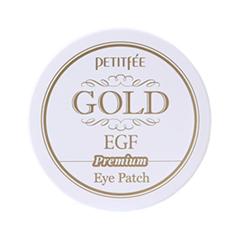 Petitfee Gold & EGF Premium Hydrogel Eye Patch Гидрогелевые патчи для глаз с коллоидным золотом и EGF