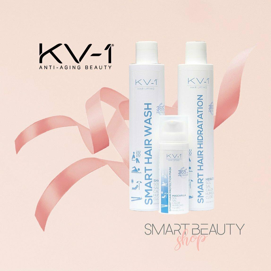 KV-1 365 Smart Hair Wash Увлажняющий набор для всех типов волос