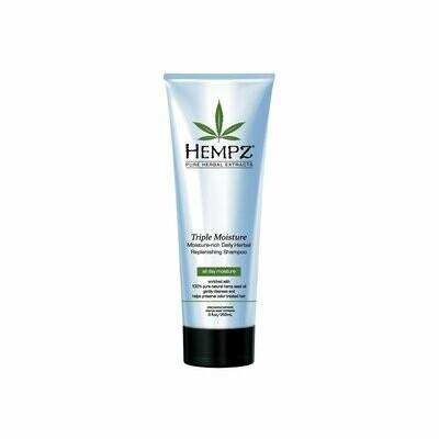 Hempz Triple Moisture Shampoo Увлажняющий шампунь