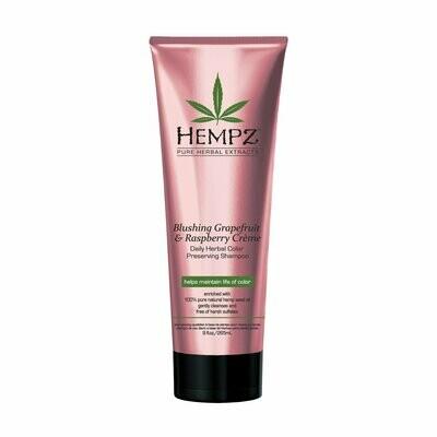 Hempz Blushing Grapefruit & Raspberry Creme Shampoo Шампунь для сохранения цвета