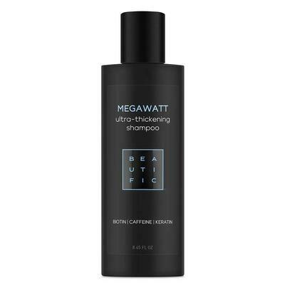 Beautific Megawatt Ultra-Thickening Shampoo шампунь для ультра-объема и густоты волос